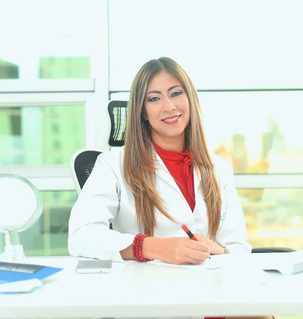 Dra. Lina María Cadena Ortiz