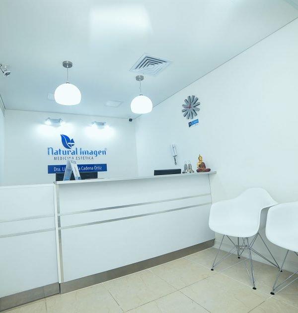 Recepción - Centro de Medicina Estética Natural Imagen