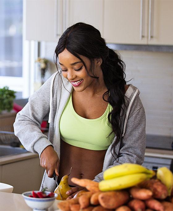 Nutrición saludable Consulta online